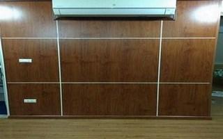 ốp tường gỗ, ốp tường trang trí gỗ